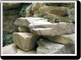 fake rocks for garden. Yorkstone Garden Fake Rocks For